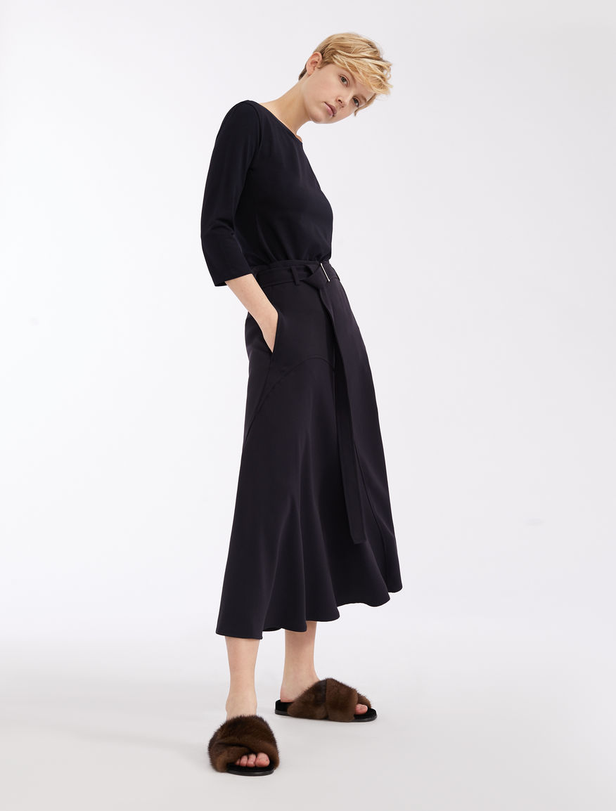 Technical fabric skirt Weekend Maxmara