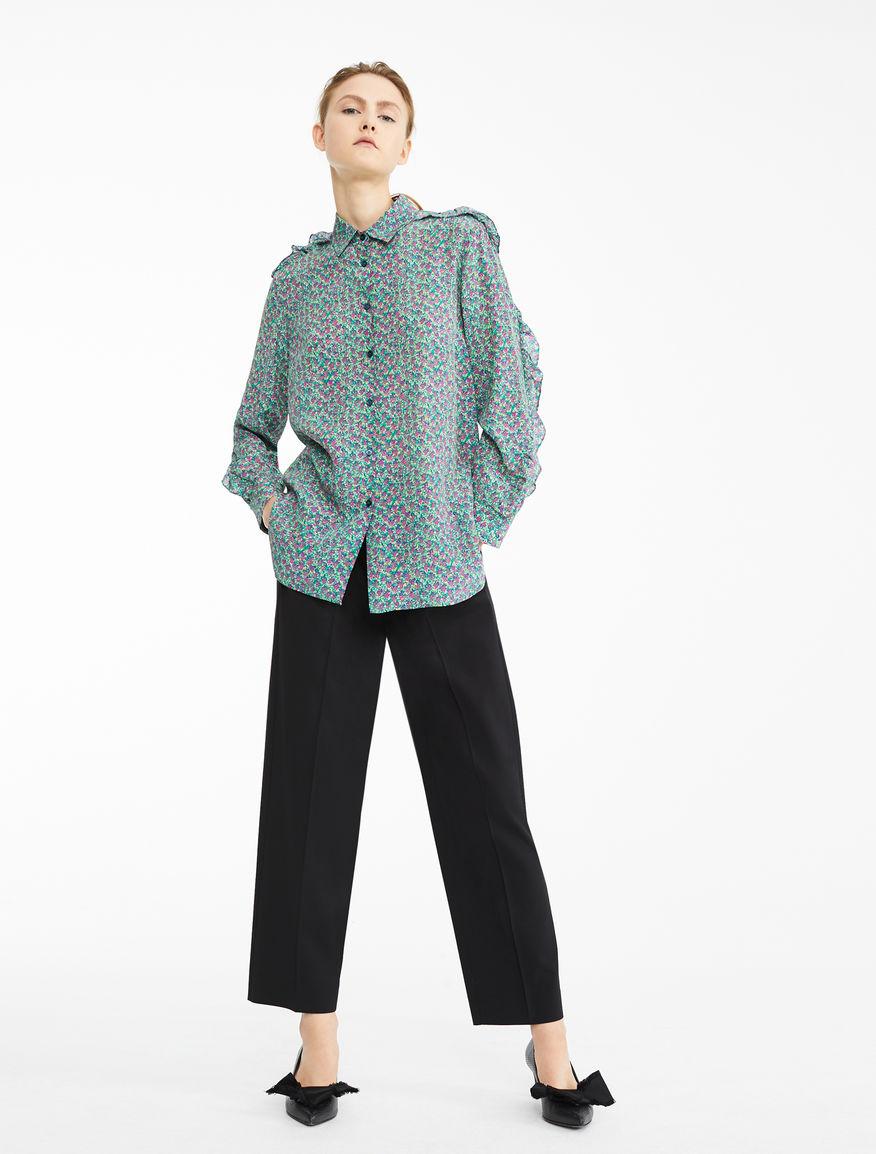 7163ded164 Camicie e Bluse da Donna in Seta o Cotone