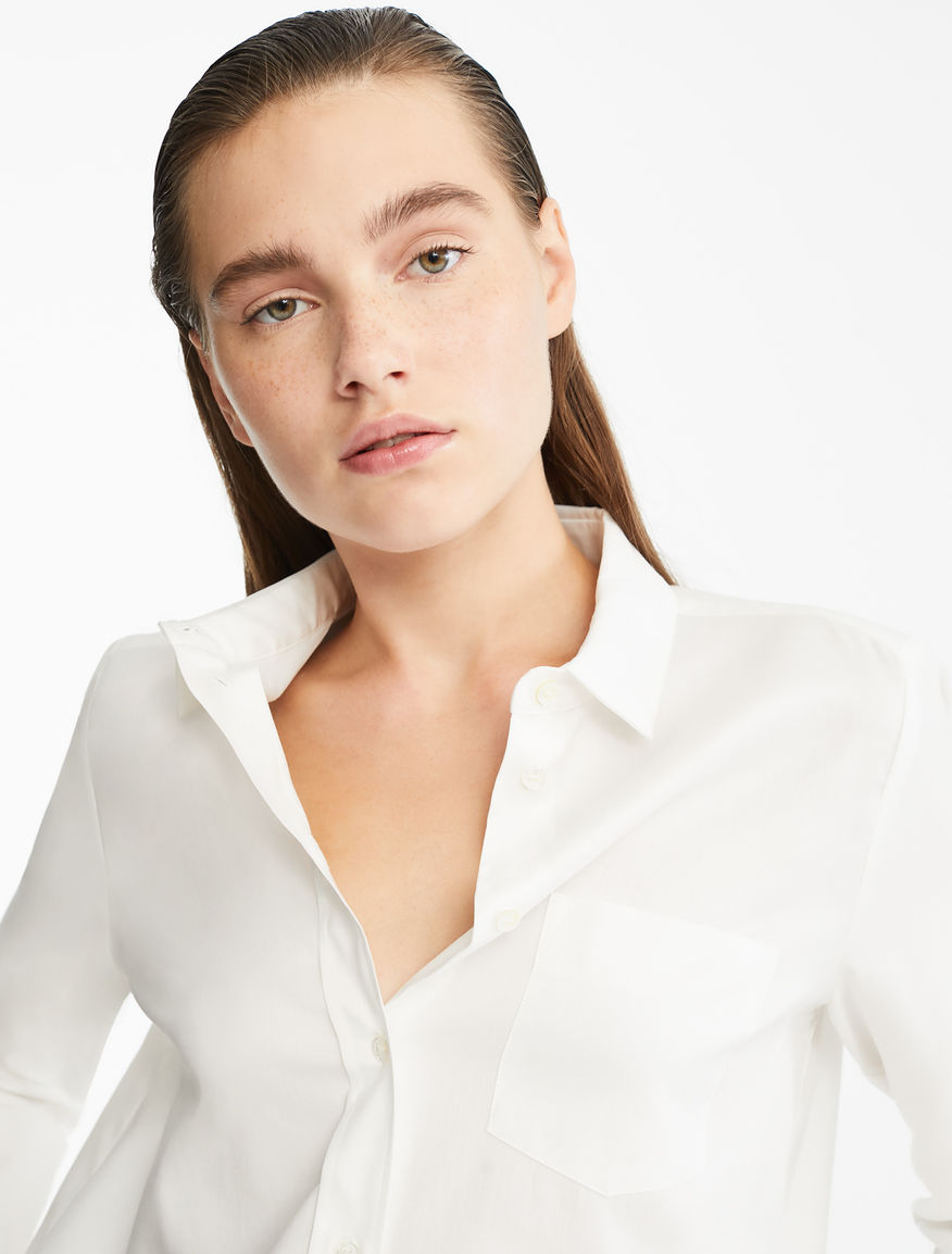 Camicia in cotone Weekend Maxmara