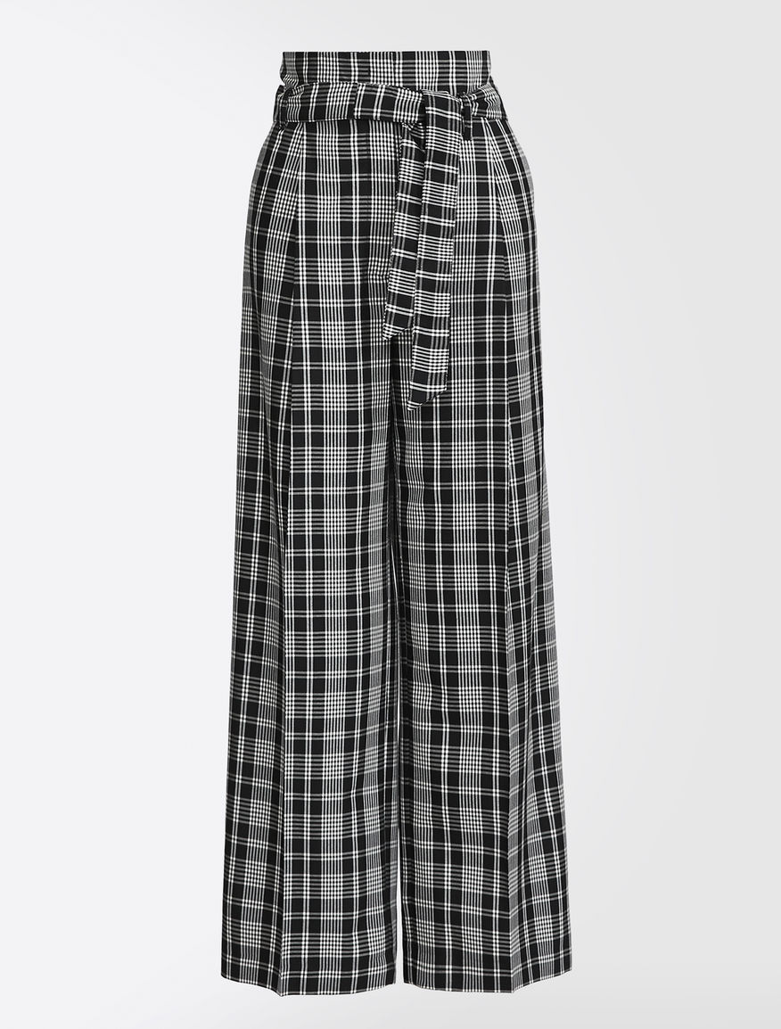 Wool and viscose twill trousers Weekend Maxmara