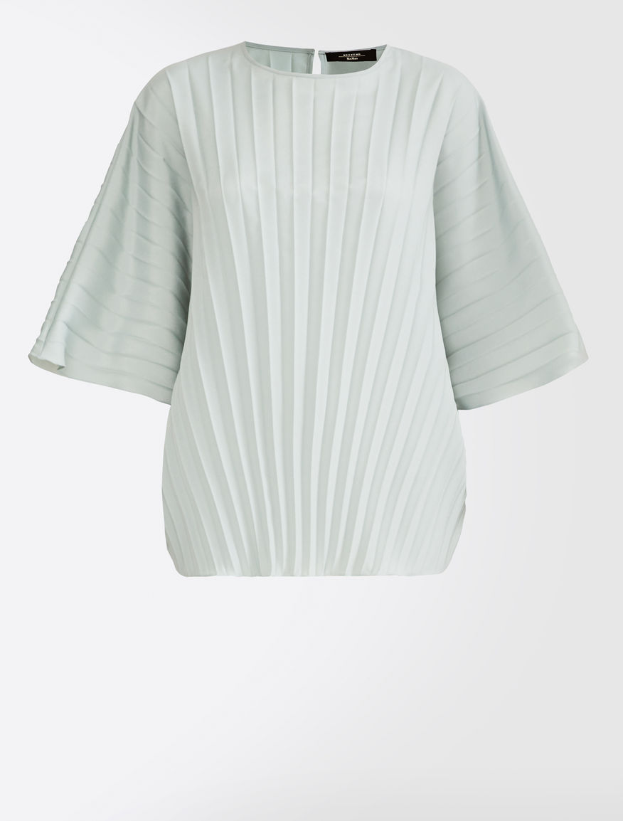Crepe de chine tunic Weekend Maxmara