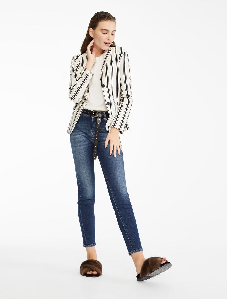 Skinny-fit denim jeans Weekend Maxmara