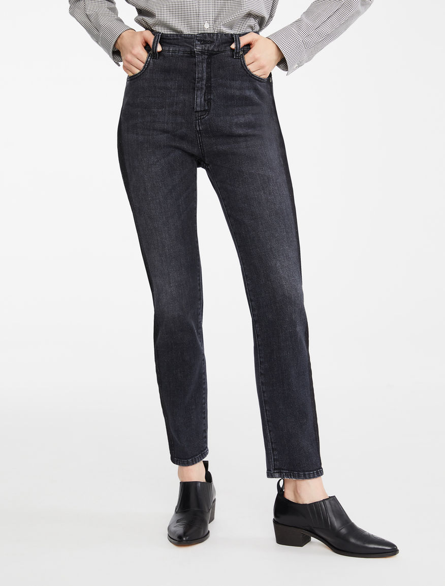 Jeans a sigaretta in denim Weekend Maxmara