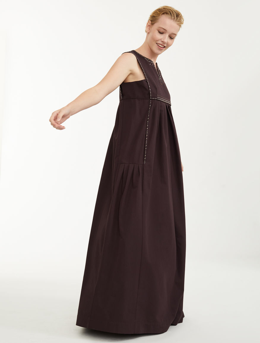 Cotton faille dress Weekend Maxmara