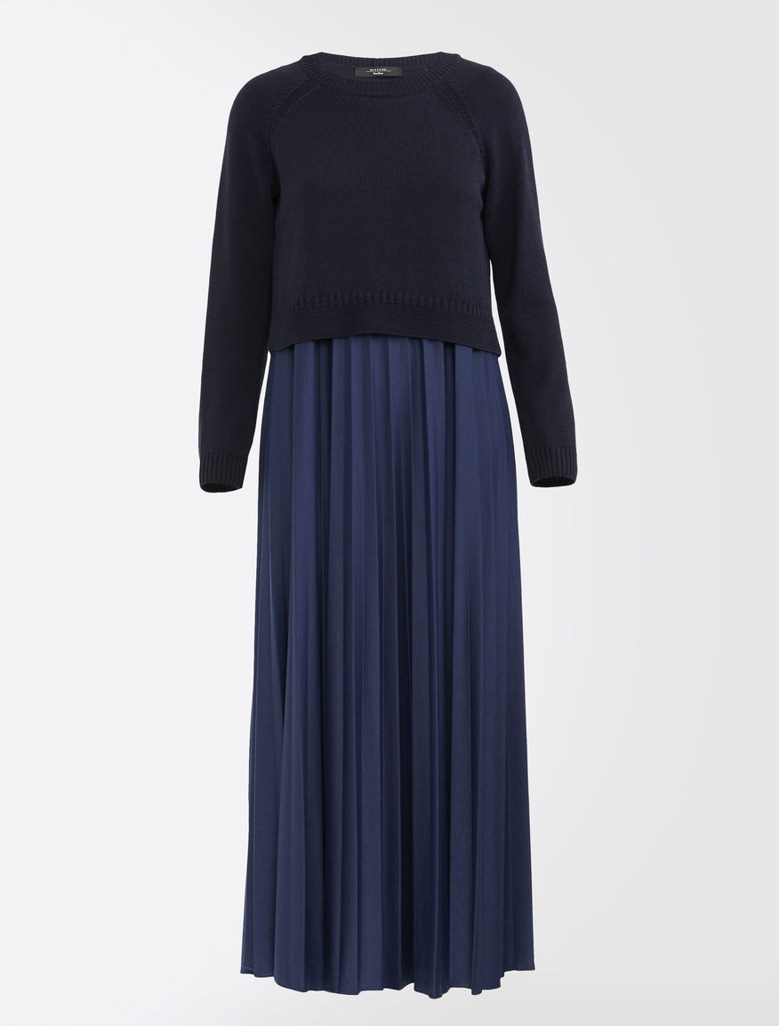Cotton cordelet dress Weekend Maxmara