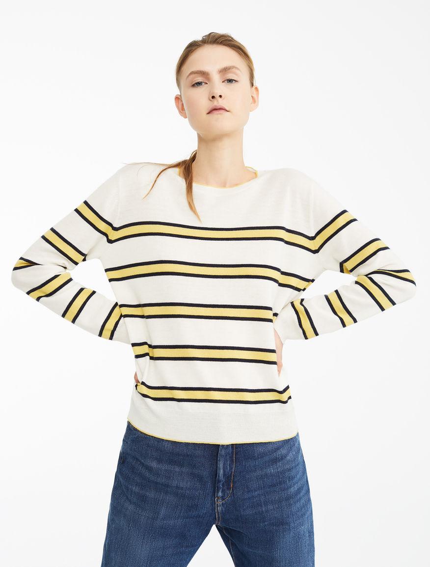 Cashmere and wool yarn jumper Weekend Maxmara