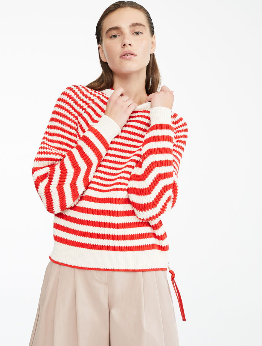 Cotton-blend yarn jumper Weekend Maxmara