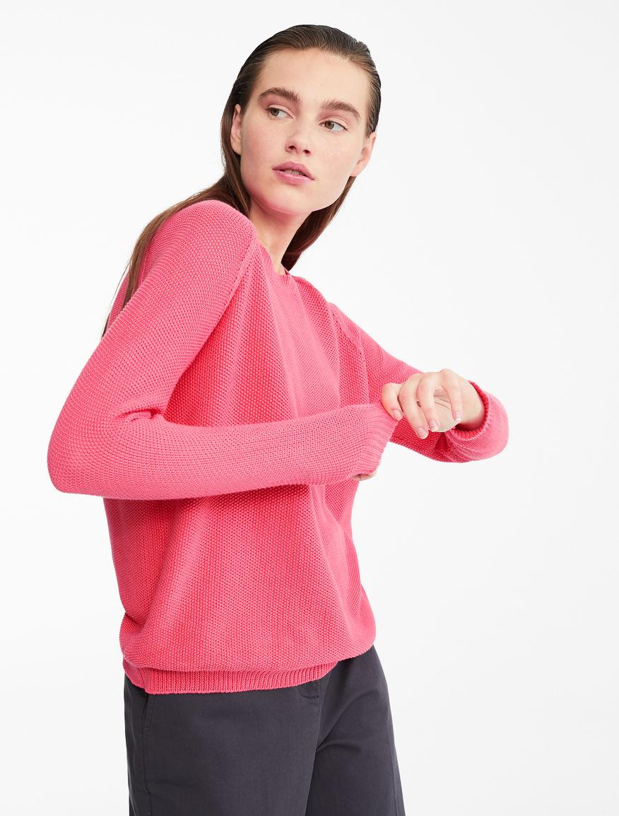 Cotton cordelet jumper Weekend Maxmara