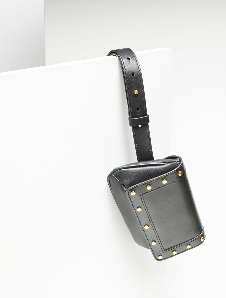 Leather belt bag Weekend Maxmara