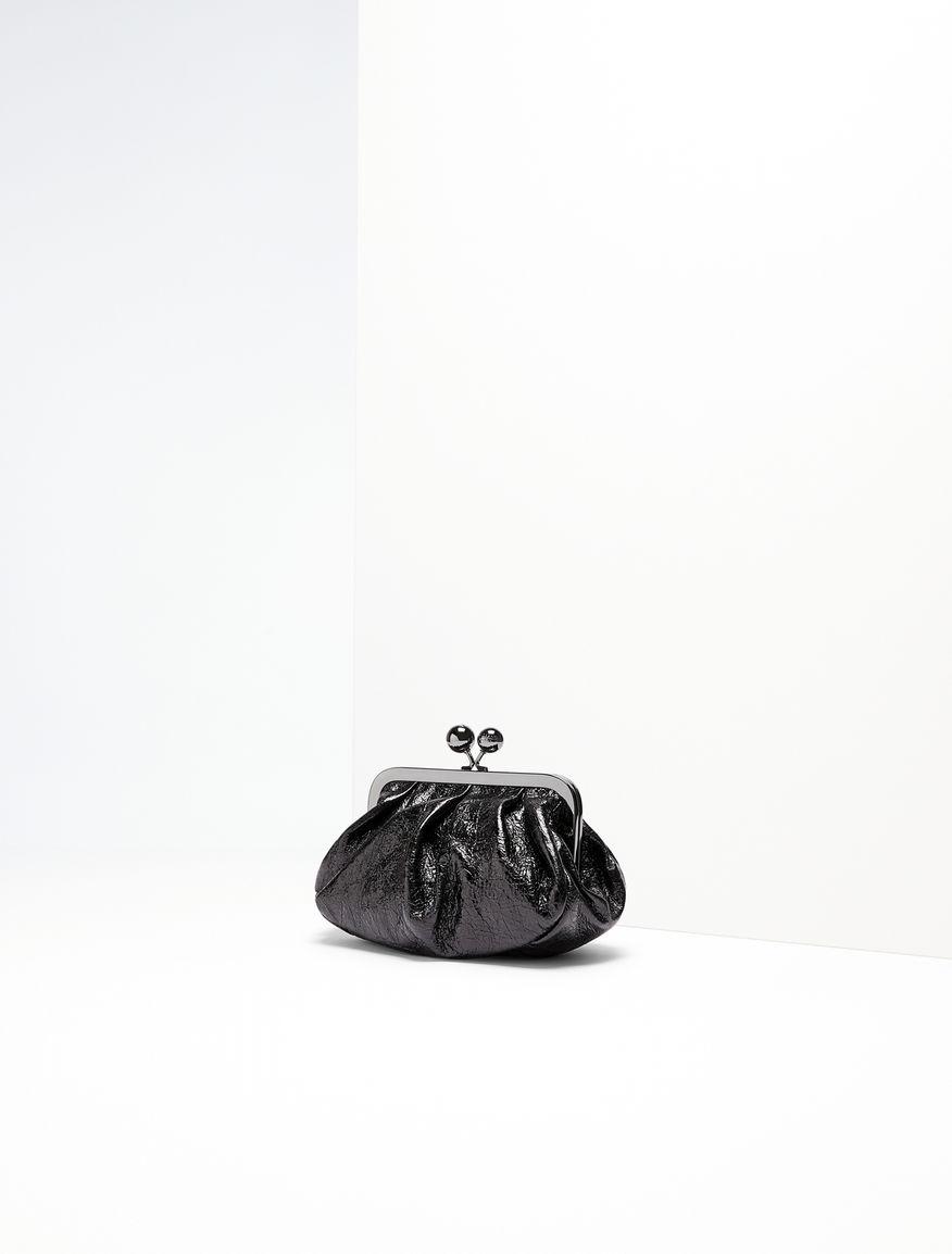 Mini Pasticcino Bag in glossy leather Weekend Maxmara