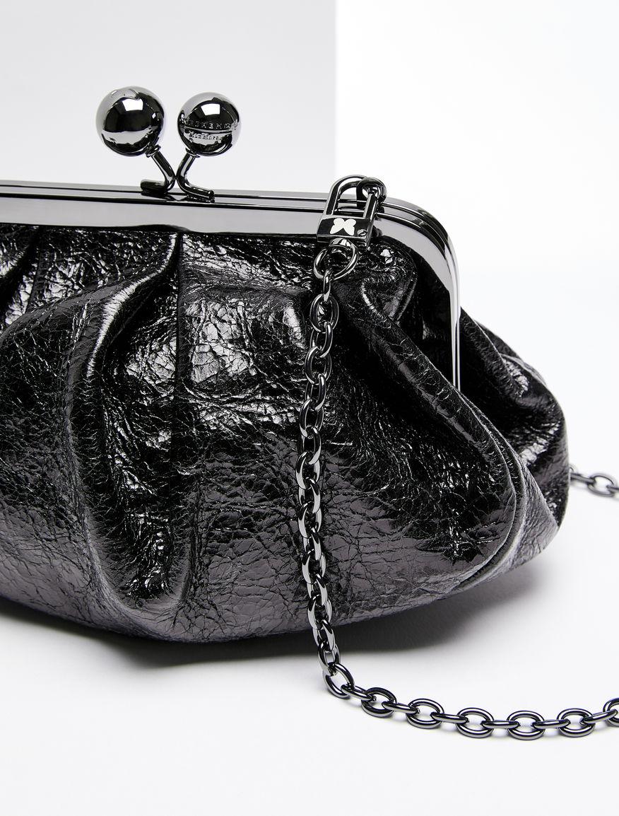 Pasticcino Bag Mini in pelle lucida Weekend Maxmara