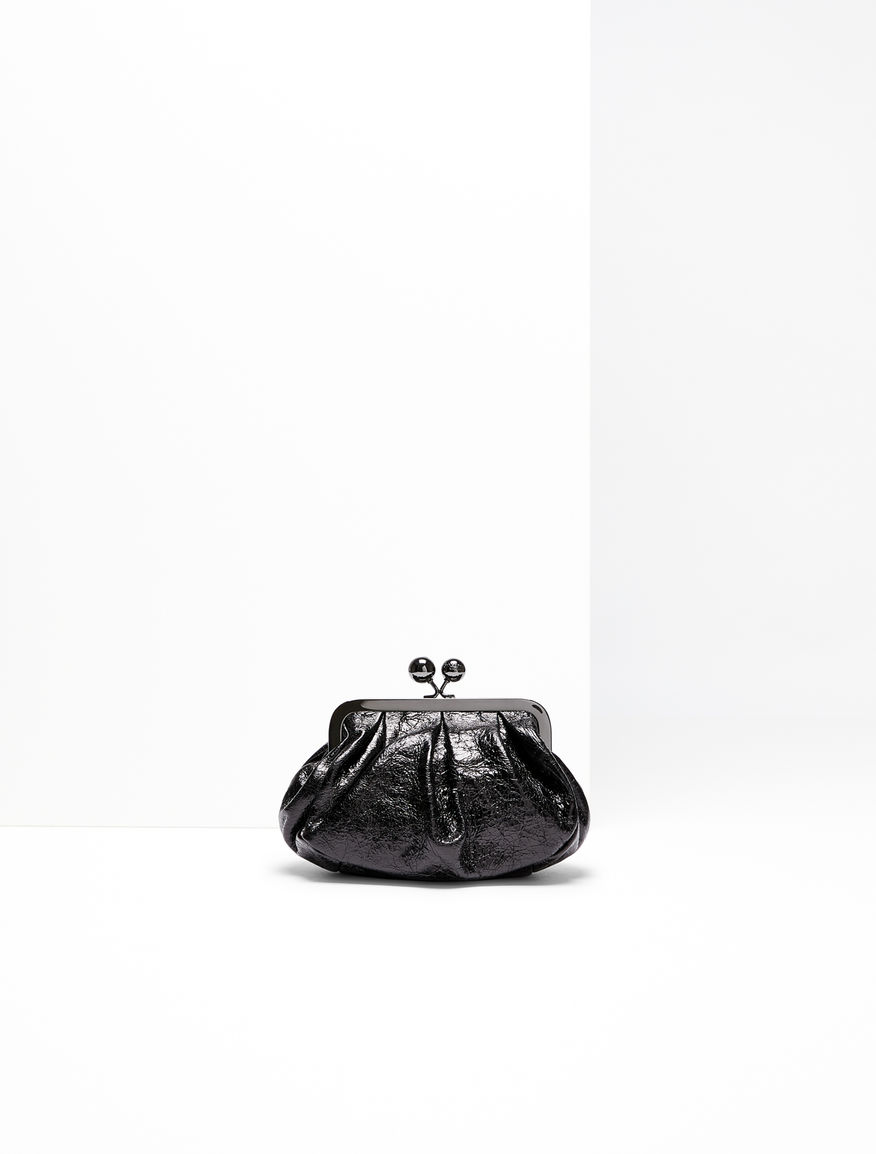 Mini Pasticcino Bag in glossy leather Weekend Maxmara