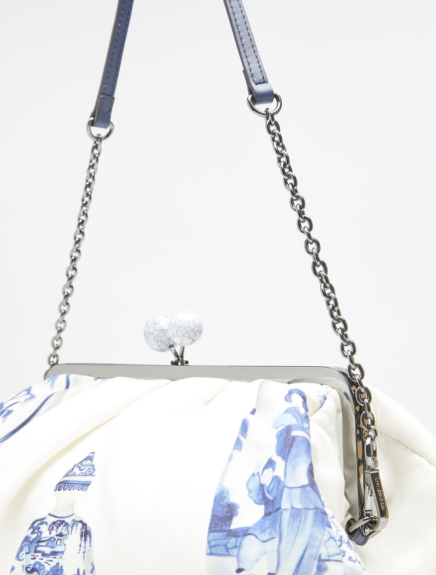 Cotton faille Maxi Pasticcino Bag Weekend Maxmara