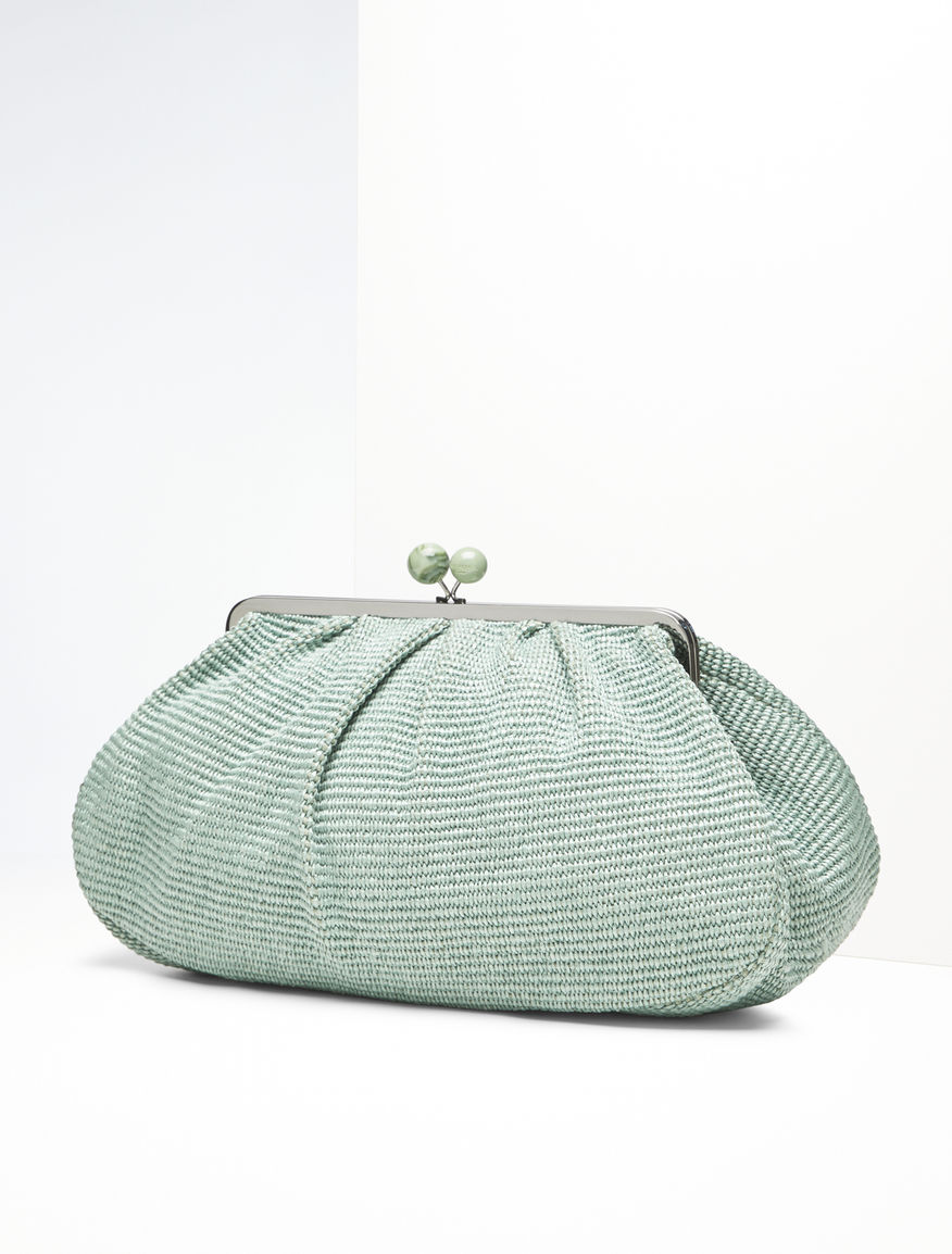 Raffia Maxi Pasticcino Bag Weekend Maxmara