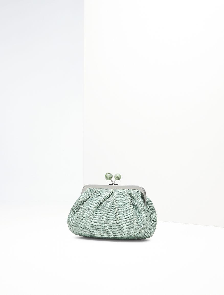 Raffia Mini Pasticcino Bag Weekend Maxmara