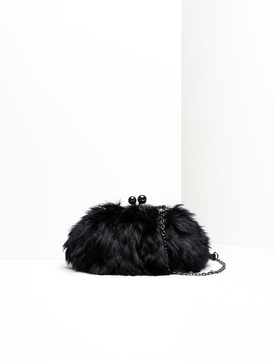 Pasticcino Bag Mini in alpaca Weekend Maxmara