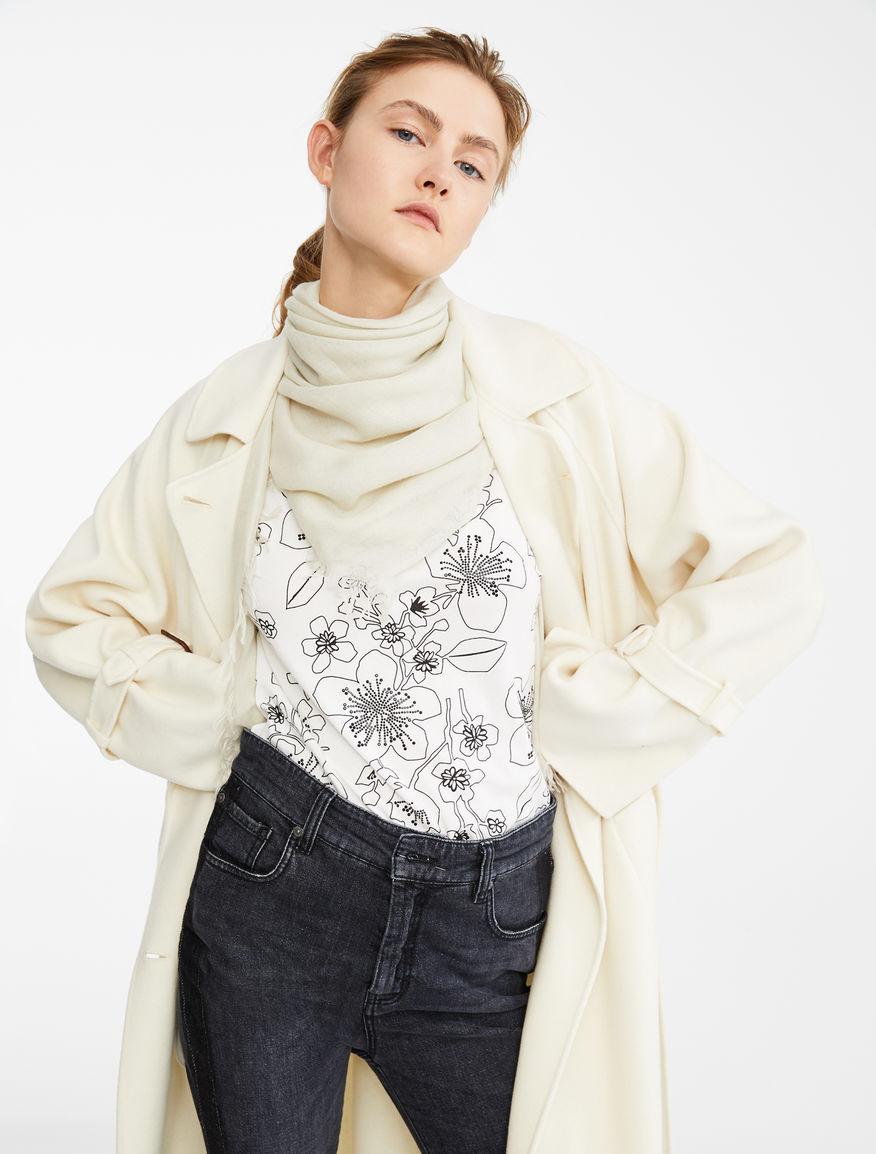 Cashmere-blend shawl Weekend Maxmara