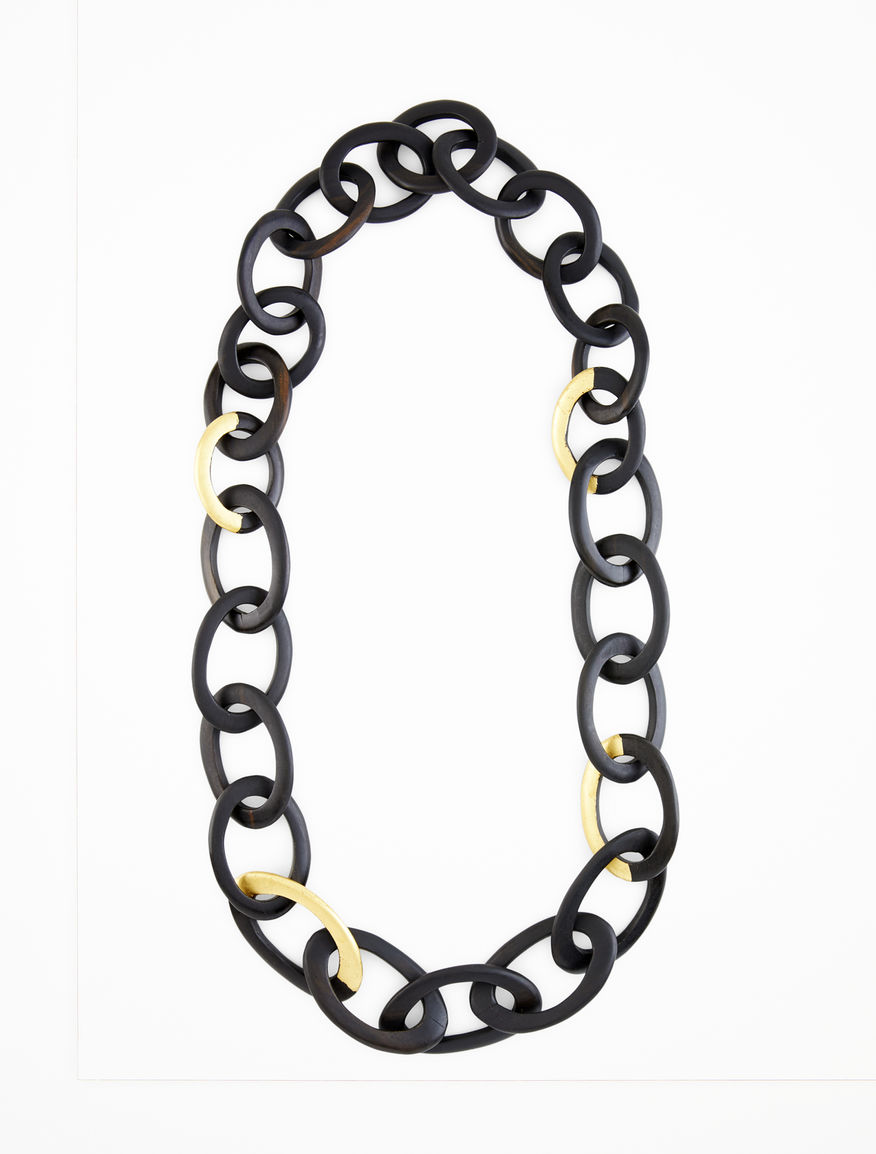 Ebony chain necklace Weekend Maxmara