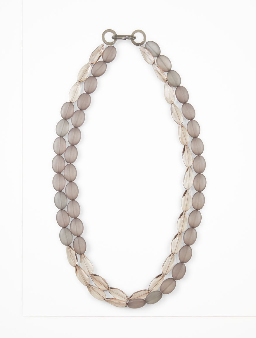 Set 2 resin necklaces Weekend Maxmara