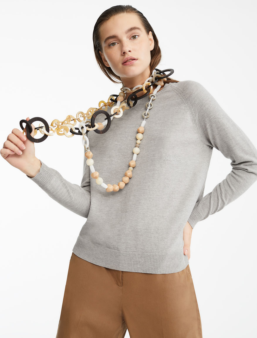 Collana lunga in resina Weekend Maxmara