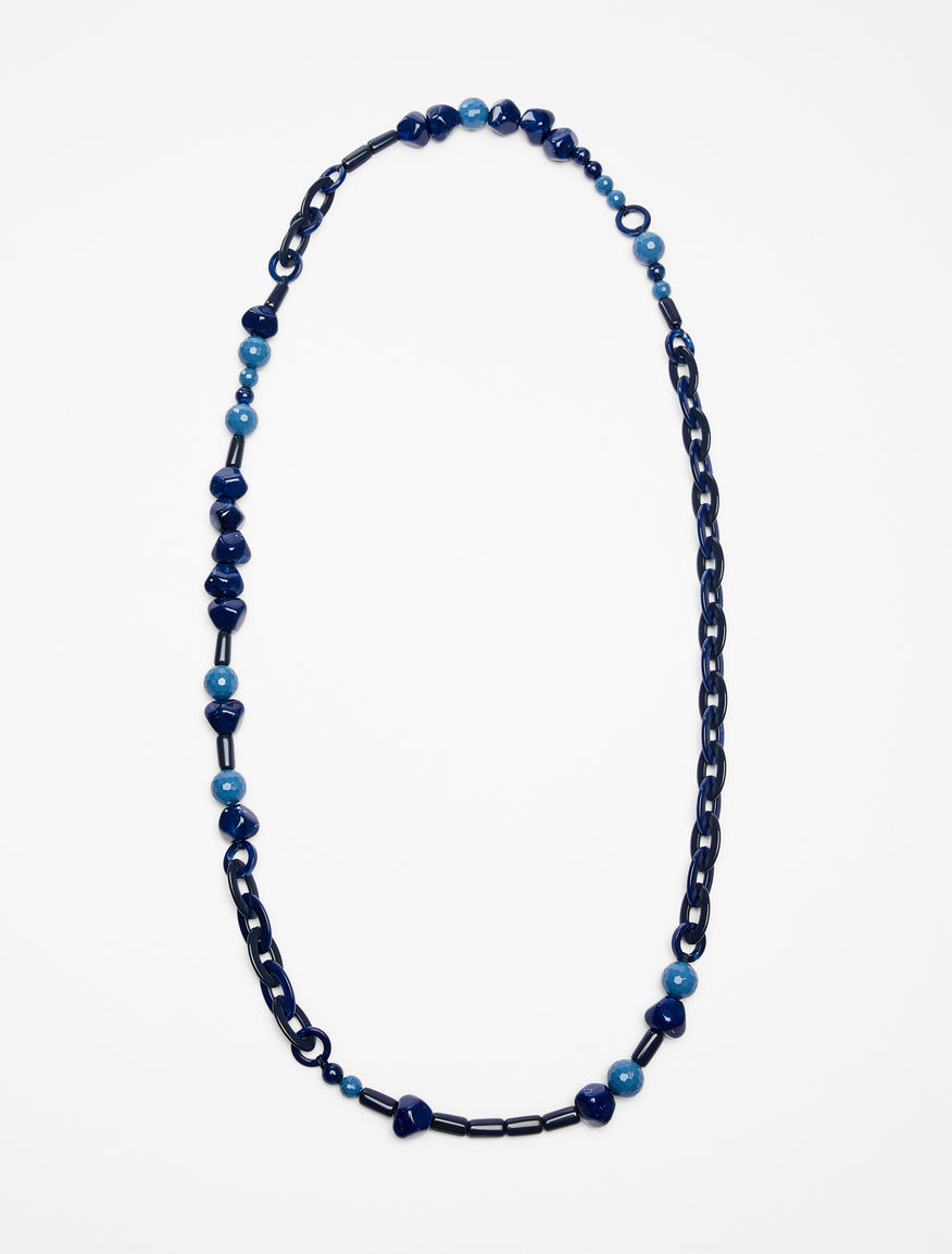 Long resin necklace Weekend Maxmara