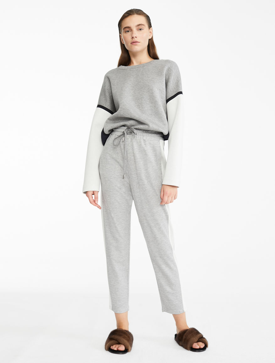 Pantaloni in jersey di viscosa Weekend Maxmara