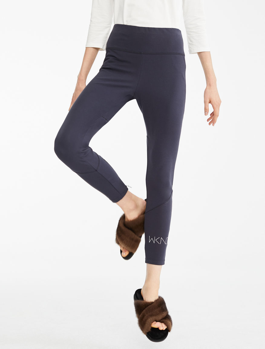 Leggings in jersey di cotone Weekend Maxmara