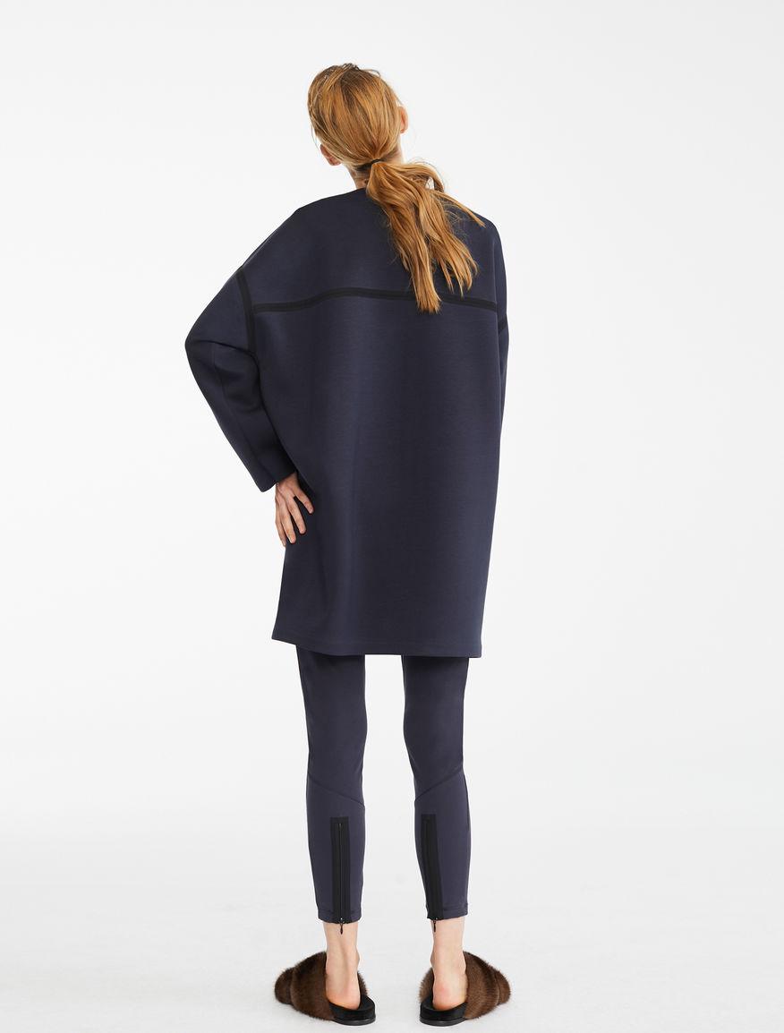 Scuba jersey coat Weekend Maxmara
