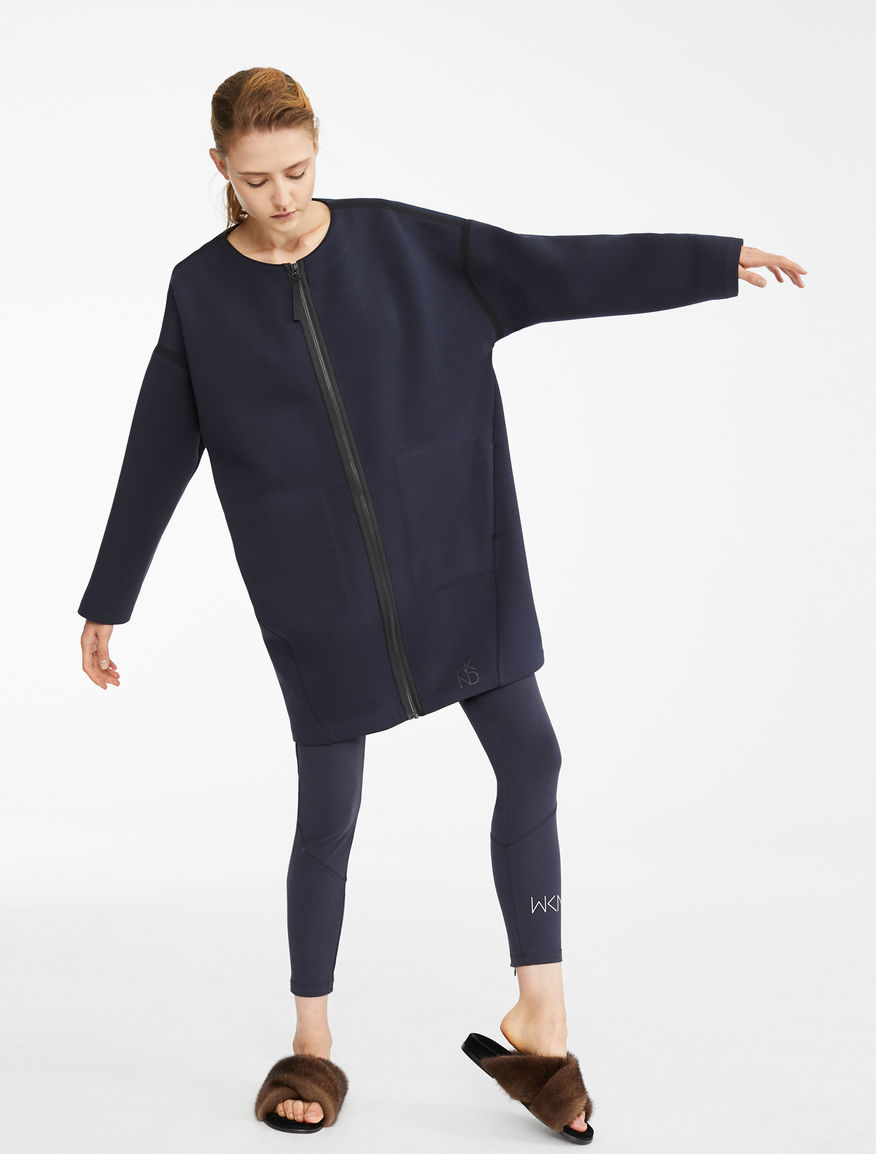 Scuba jersey coat Weekend Maxmara