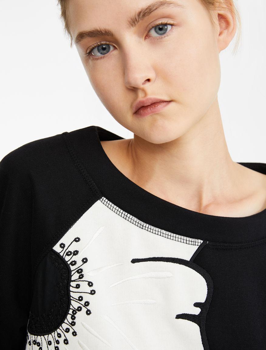 Cotton jersey sweatshirt Weekend Maxmara