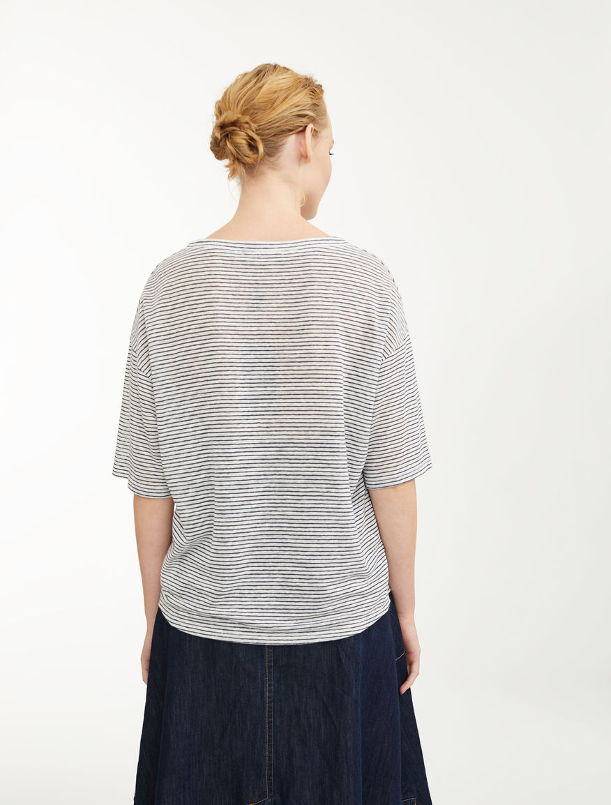 Linen jersey T-shirt Weekend Maxmara