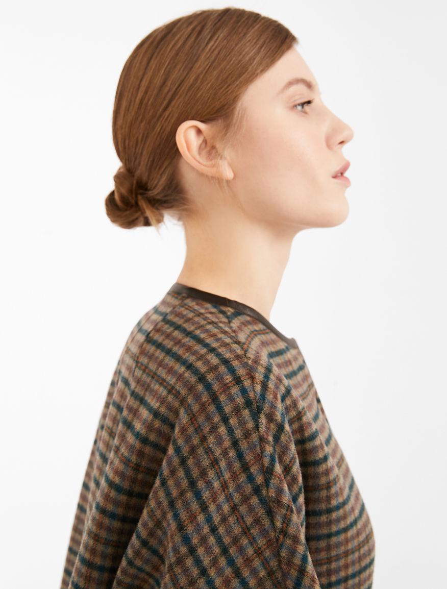 Cappotto reversibile in misto lana Weekend Maxmara