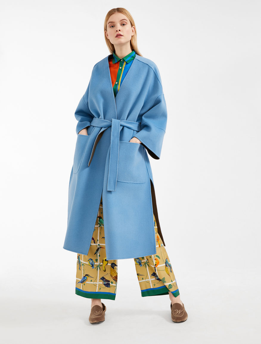 Reversible wool coat Weekend Maxmara
