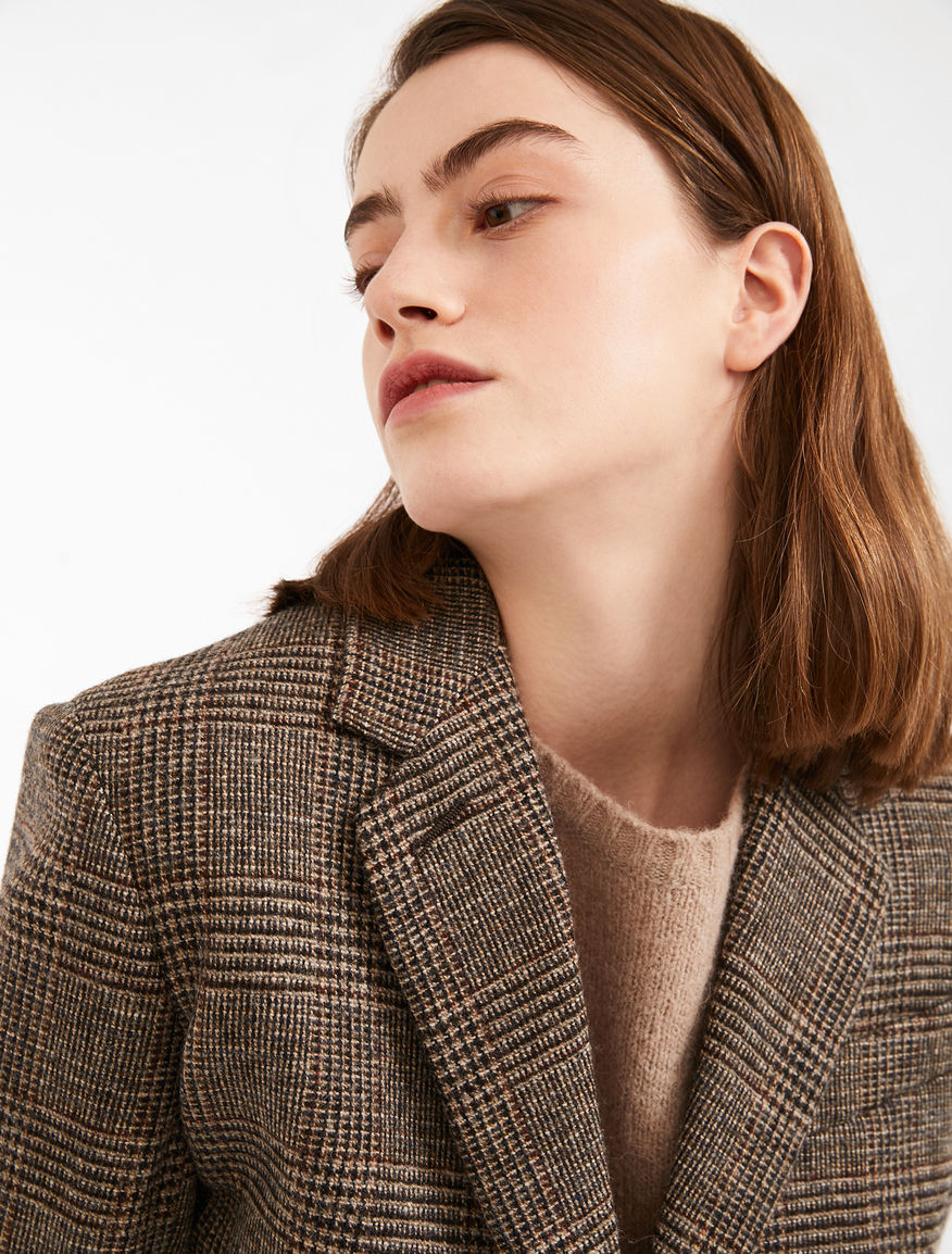 Wool blend blazer Weekend Maxmara