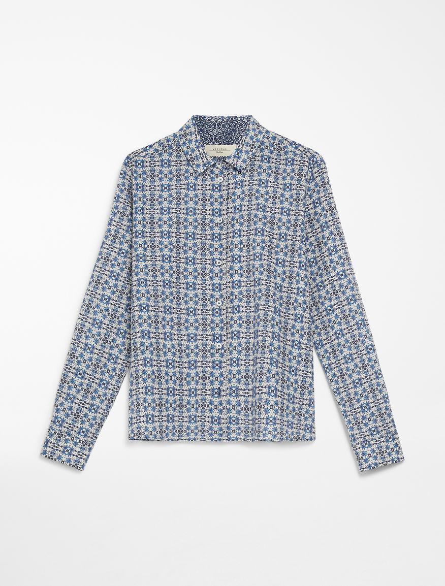 Cotton voile shirt Weekend Maxmara