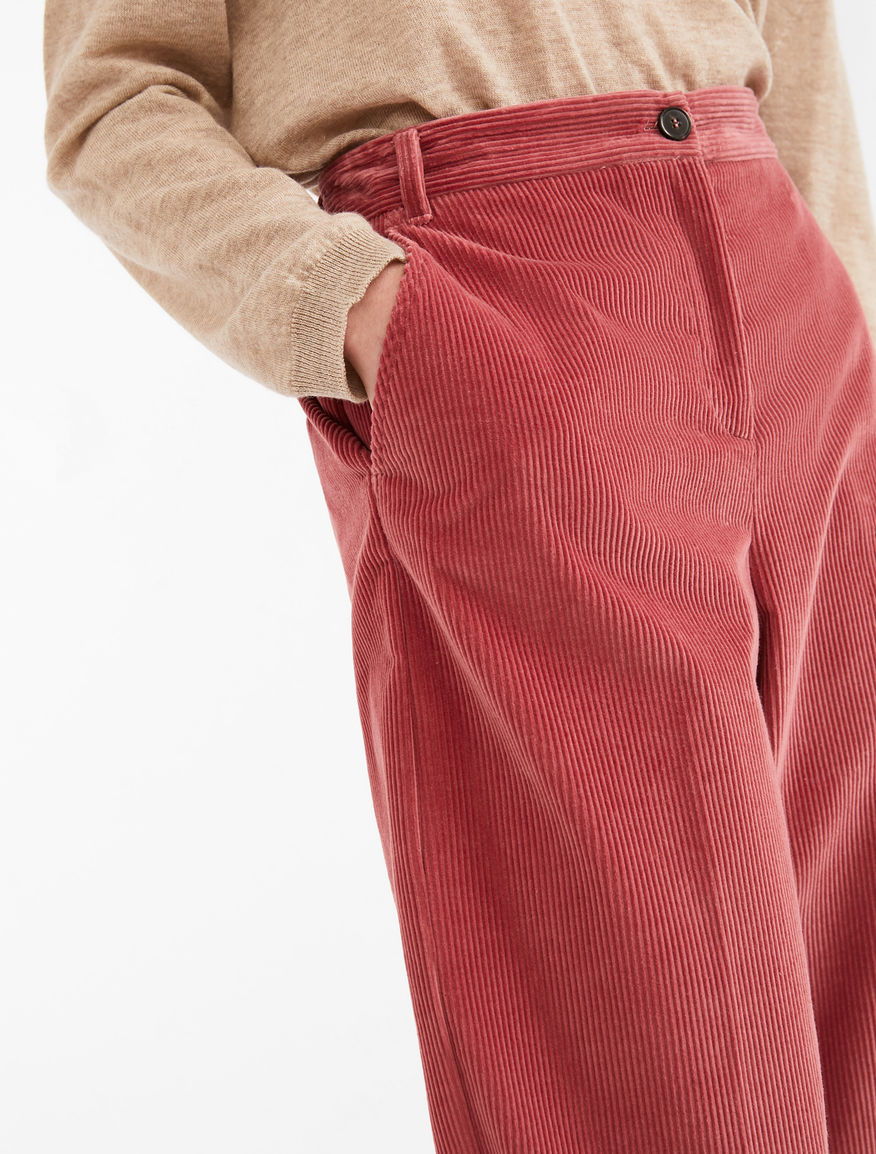 Corduroy trousers Weekend Maxmara