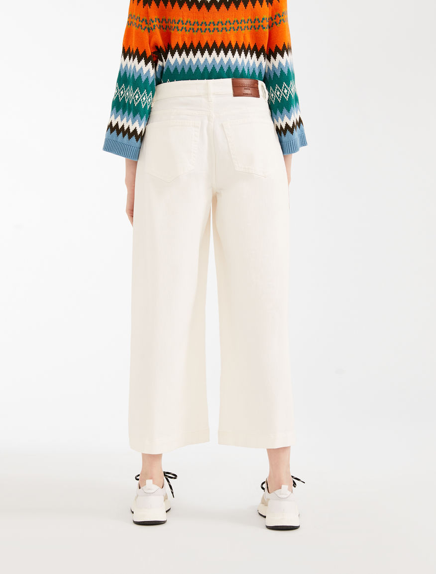 Cotton bull trousers Weekend Maxmara