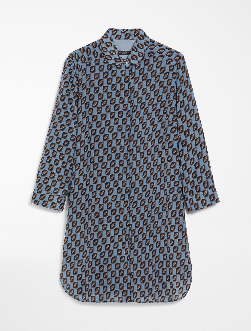 Silk crepe de chine tunic Weekend Maxmara