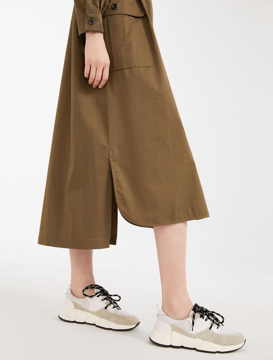 Cotton gabardine dress Weekend Maxmara