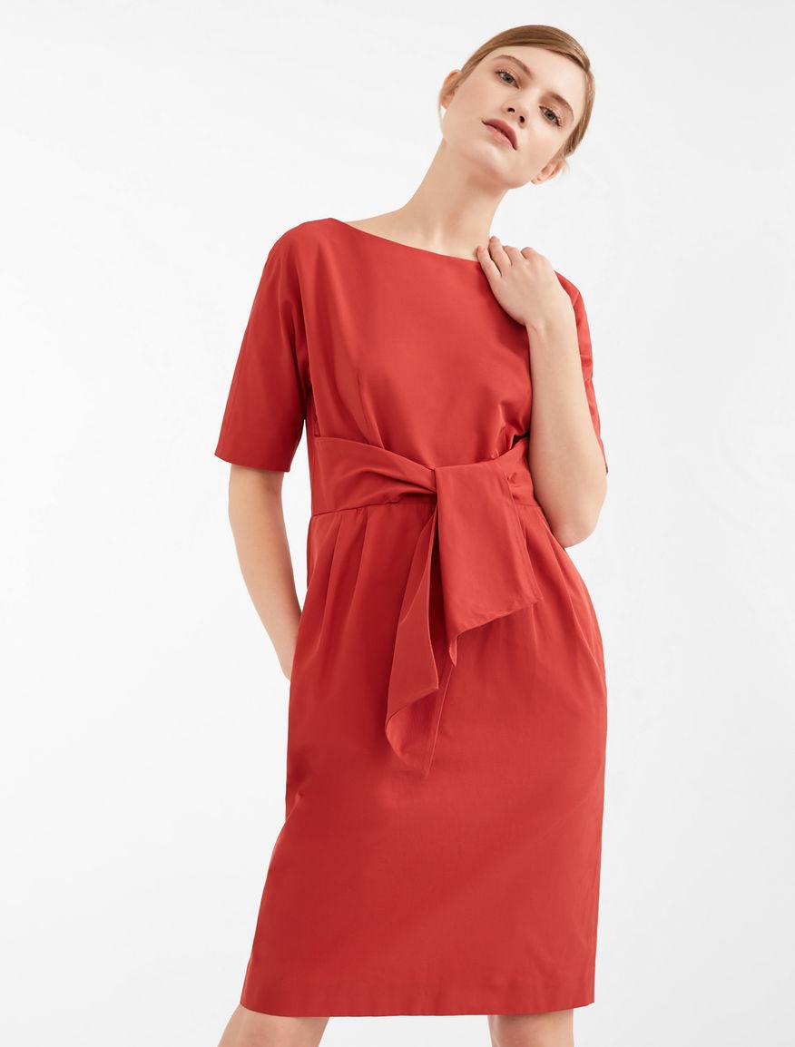 Cotton twill dress Weekend Maxmara