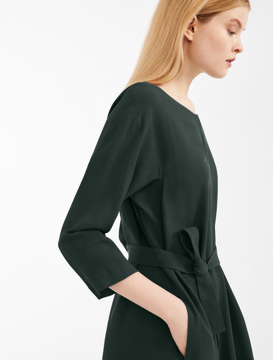 Viscose sable dress Weekend Maxmara