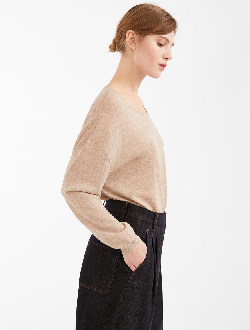 Wool yarn jumper Weekend Maxmara