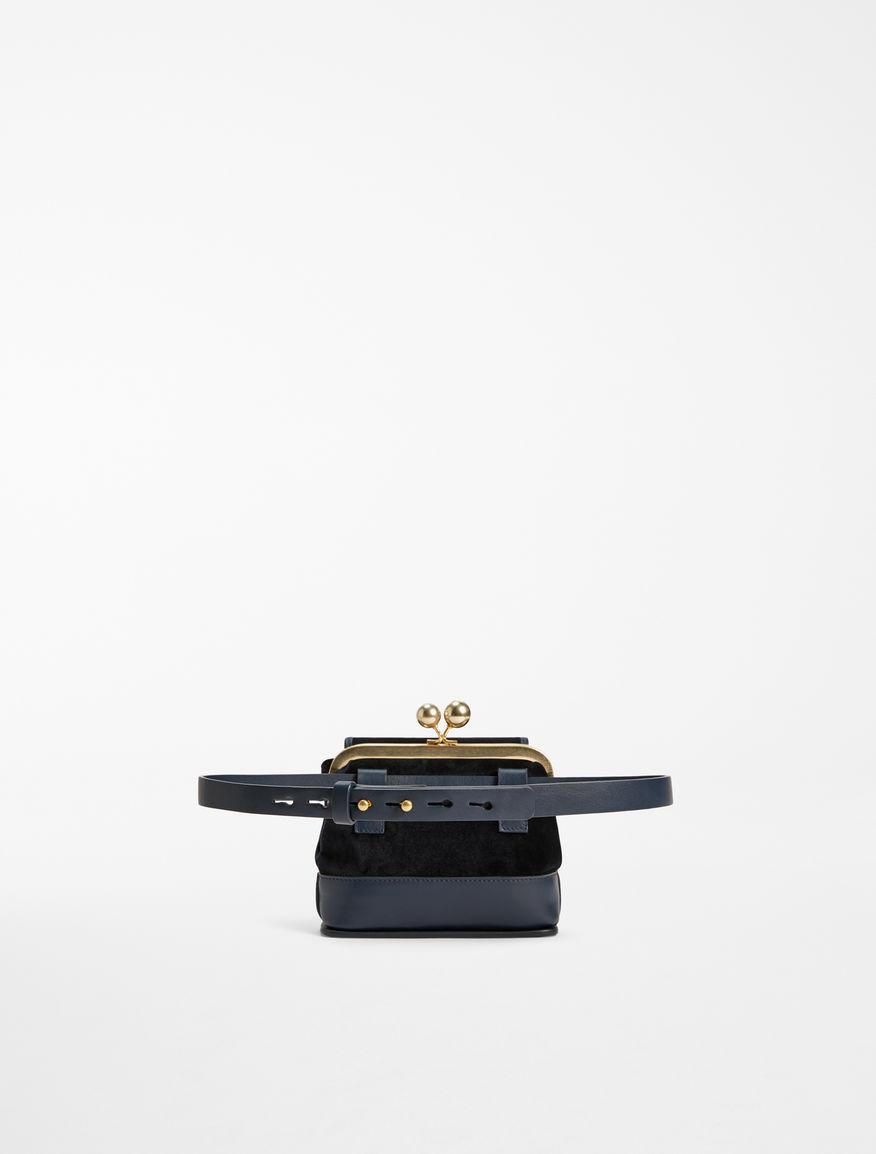 Velvet belt bag Weekend Maxmara