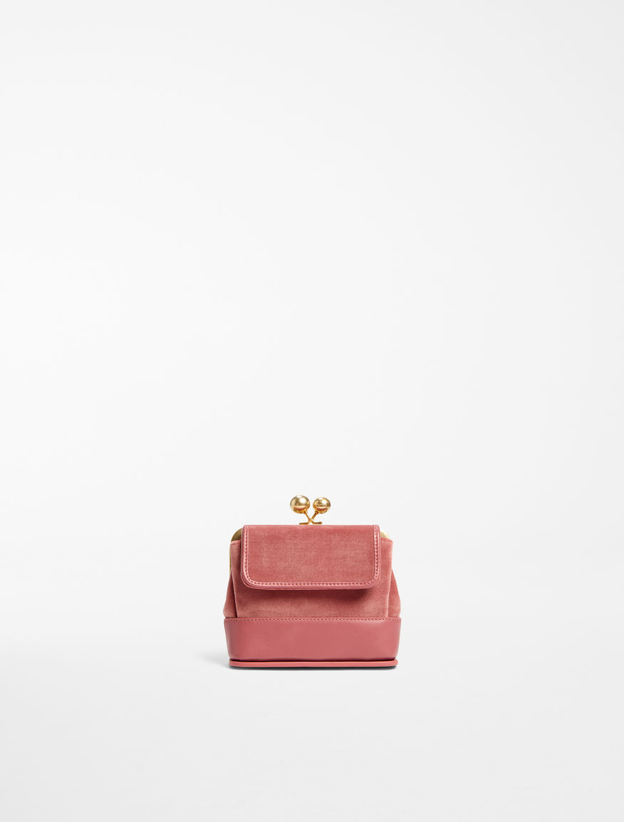 Velvet belt bag Weekend Maxmara