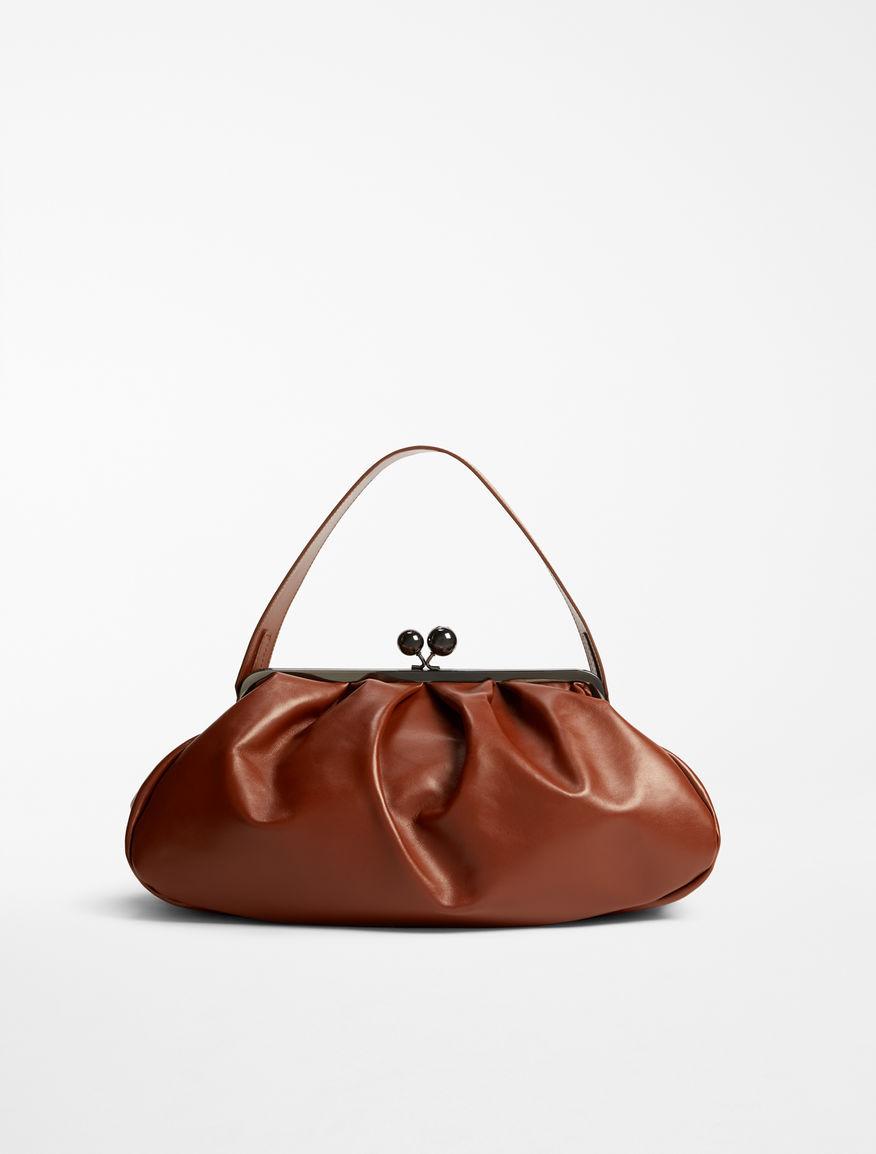Pasticcino Bag Maxi in pelle Weekend Maxmara