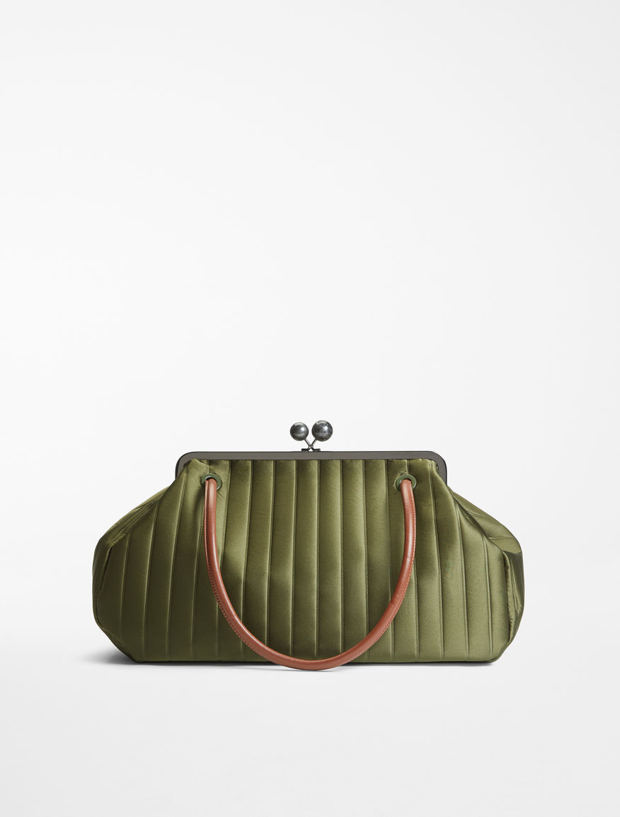 Maxi satin Pasticcino Bag Weekend Maxmara
