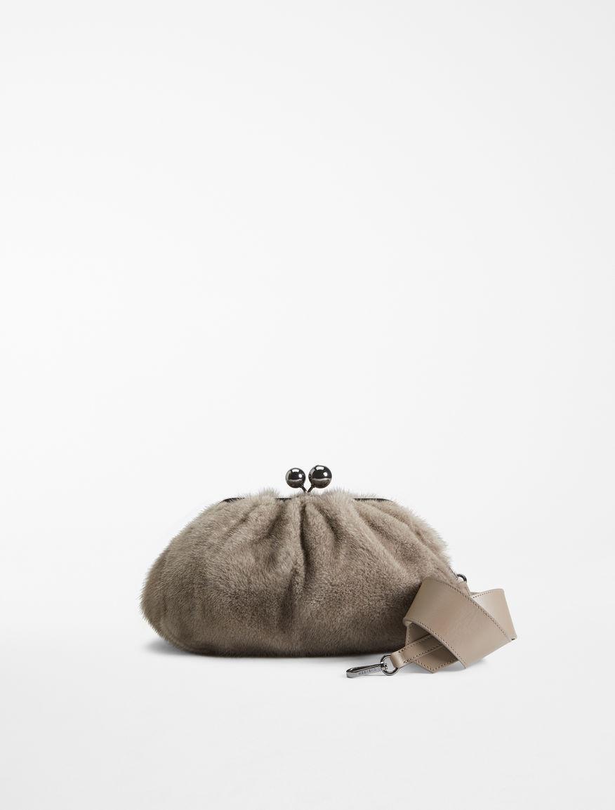 Medium mink Pasticcino Bag Weekend Maxmara
