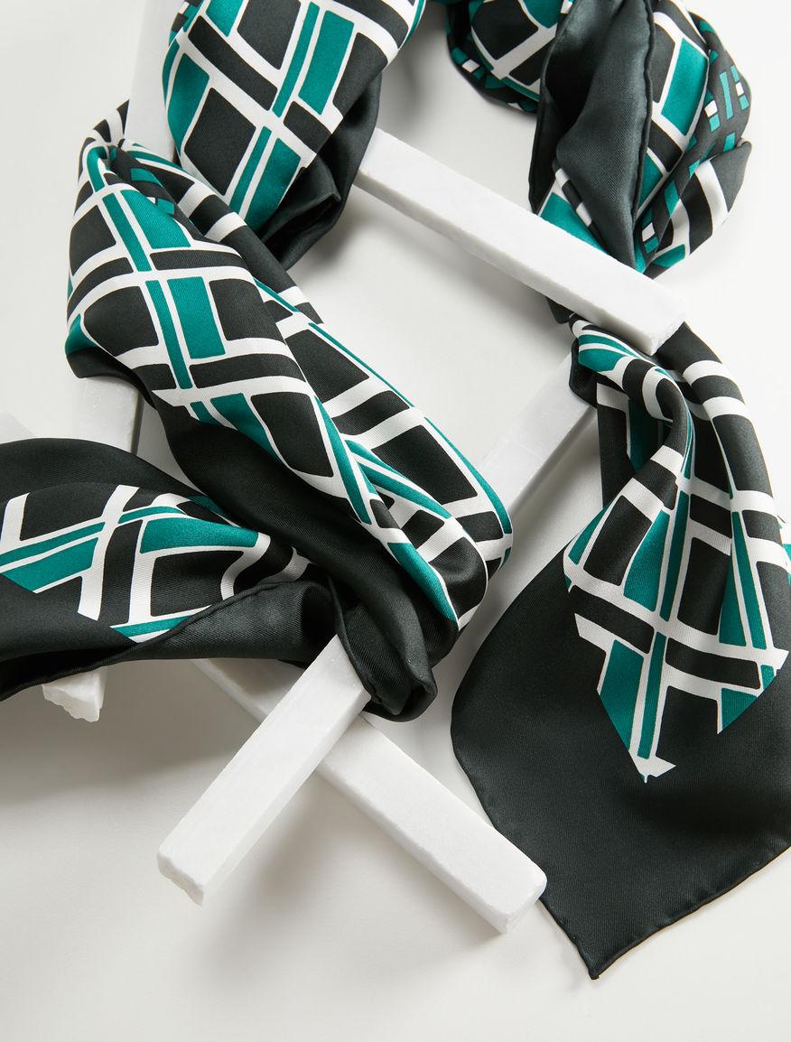 Silk twill scarf Weekend Maxmara