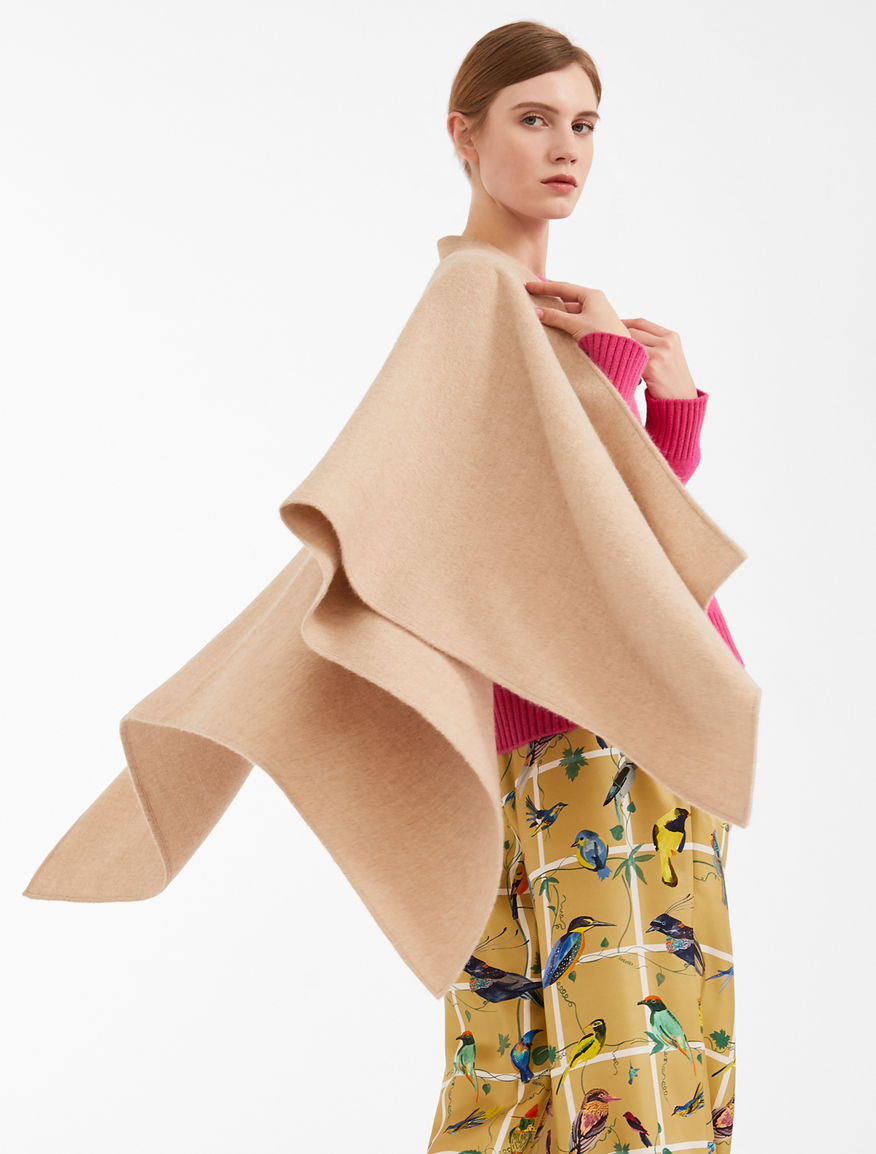 Alpaca cape Weekend Maxmara