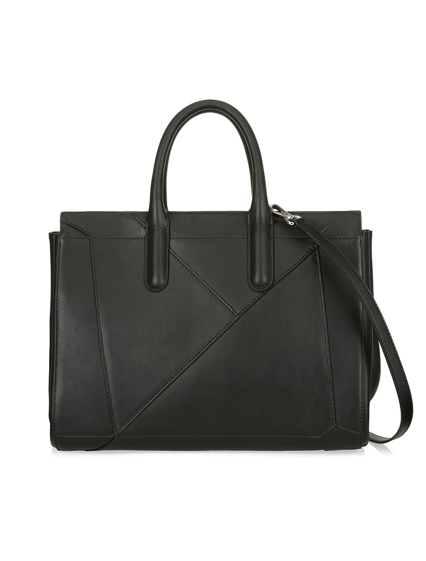 Monopolis Bag in pelle